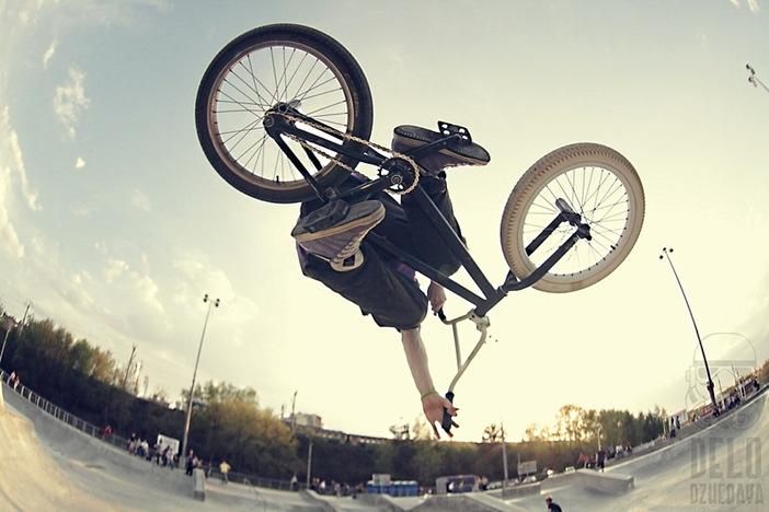 big air bmx