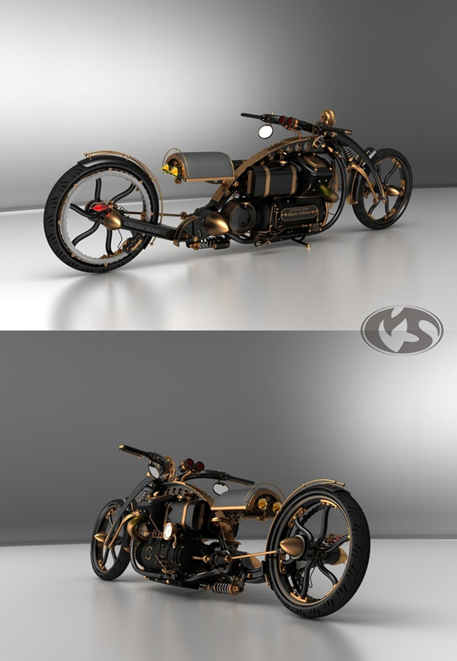 customsteampunkmotorcyclechopper