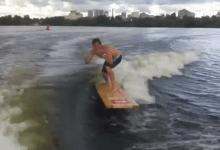 Door Surfing