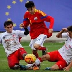 Stopați de echipa lui Stupar: UTA Under 17 – Centrul de Excelență Deva 1-1