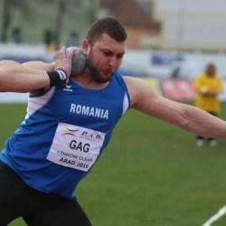"""Gag a început anul cu un prim loc 1 la """"naționalele"""" de atletism"""