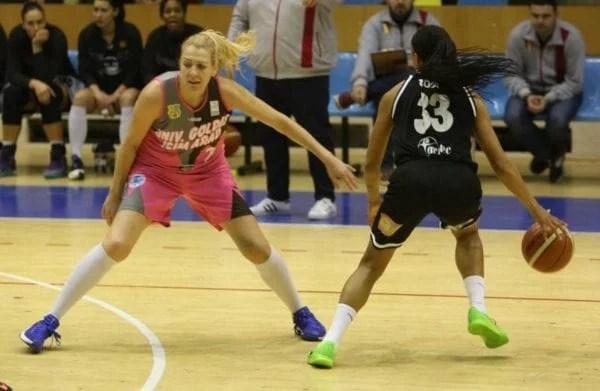 Petricevic o duce pe Ildiko Nagy la naționala de baschet feminin