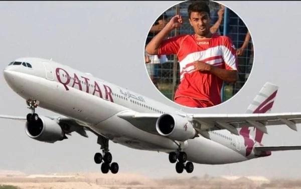 """Sălăjan dă Cermeiul pe...Qatar...Airways: """"O șansă unică, vreau să văd lumea deocamdată"""""""