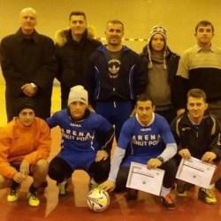 """Șimandul """"exportă"""" jucători de futsal în primul eșalon, chiar la adversarul de duminică, din Cupa României"""