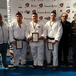 """De șase ori argint și bronz pentru judoka arădeni la """"naționalele"""" Under 21"""