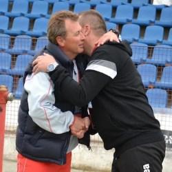 Arădeanul Mănăilă salută revenirea unei formații arădene pe primul loc, dar a apreciat atitudinea elevilor săi