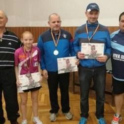 """Marișca și Strună, câștigătorii arădeni ai """"Zilei Internaționale a tenisului de masă 2017"""""""