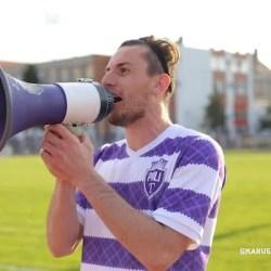 """Golgheterul polist, marcator în egalul din tur, Ștefan Blănaru: """"Dacă îi batem duminică, ne vor ține minte mulți ani"""""""