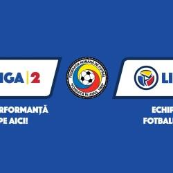 FRF caută sponsori pentru brandurile LIga 2 și Liga 3