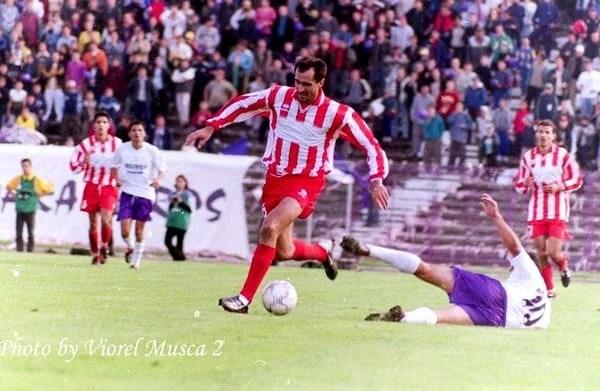 """Nagy, niciodată ca """"principal"""" la un Poli - UTA, dar: """"Acel 3-4 e în Top 3 meciuri ale carierei de fotbalist, peste orice derby din România"""""""