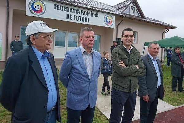 Burleanu deschide ușa Ligii 1 pentru echipele de tradiție ale fotbalului românesc