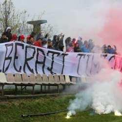 Fanii UTA-ei fac ultima repetiție pentru Poli la antrenamentul oficial al favoriților și la semifinala juniorilor cu Craiova
