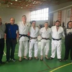 """Arădeanul Kunszabo a luat """"aurul"""" la Naţionalele Universitare de Judo"""