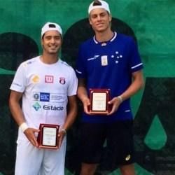 Titlul la dublu la Activ Trophy le-a revenit brazilienilor Bernardi - Sakamoto