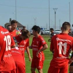 """Selecționata Under 15 a Aradului își măsoară forțele cu """"tricolorii"""" de aceeași vârstă, mâine, la Sânnicolau"""