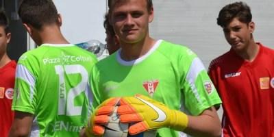 """La 15 ani, utistul Zamfir a debutat în două competiții de seniori și a luat """"bronzul"""" național la juniori: """"Sper să fiu din ce în ce mai bun, căci încă nu am realizat nimic"""""""