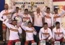 Echipa Astrei a măturat cu adverserele la finala de la Câmpulung, pentru titlul național la lupte greco-romane