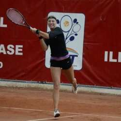 Prima decadă a lunii august, sub semnul tenisului de câmp feminin, la Arad