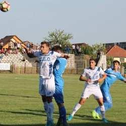 Liga a II-a, etapa a 5-a: Pandurii produce surpriza la Mioveni, arădeanul Rus printre marcatori!