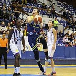 Eșec și în campionat pe Bega: SCM Timişoara - FCC ICIM Arad 73-63