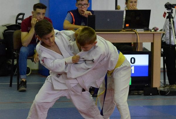 Arădenii și-au tăiat partea leului la Cupa Aradului la judo, rezultate bune și la Euroligă