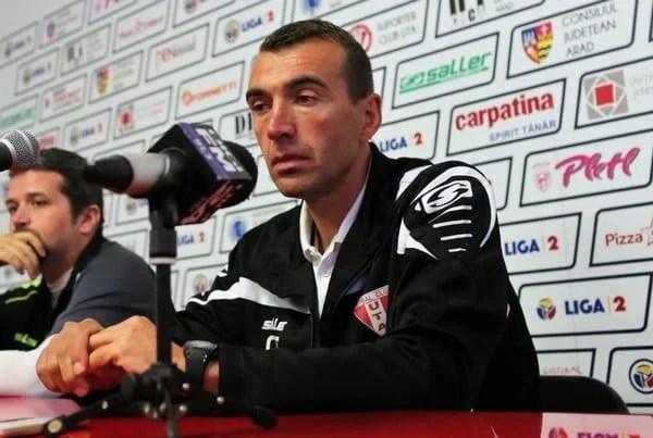 """Todea: """"Meritam mai mult, am căzut ca joc și moral după golul de 0-1 marcat la prima lor fază"""""""