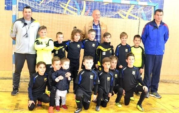 Atletico Arad se întoarce cu bronzul național de la Ișalnița!