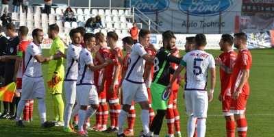 Livetext, ora 11.00: UTA – FC Argeș: 0-1, oaspeții în zece