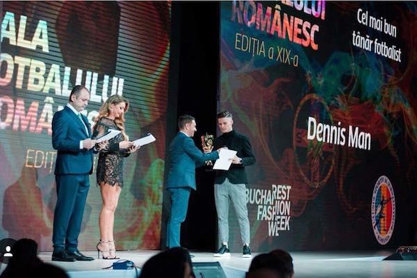Arădenii Man, Țucudean și Hațegan - în lumina reflectoarelor la Gala Fotbalului Românesc 2017!