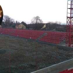 """Falcă a trimis un mesaj gol de conținut privind arenele Aradului: """"În 2018 se va reveni pe Motorul, iar construcția noului stadion avansează"""""""