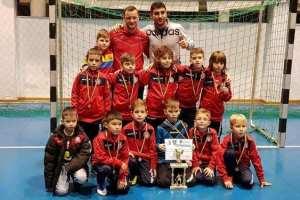 """Viitorul 2009, locul 3 la Cupa Moș Crăciun Luceafărul Severin: """"Intimidați de numele lui Hagi…"""""""