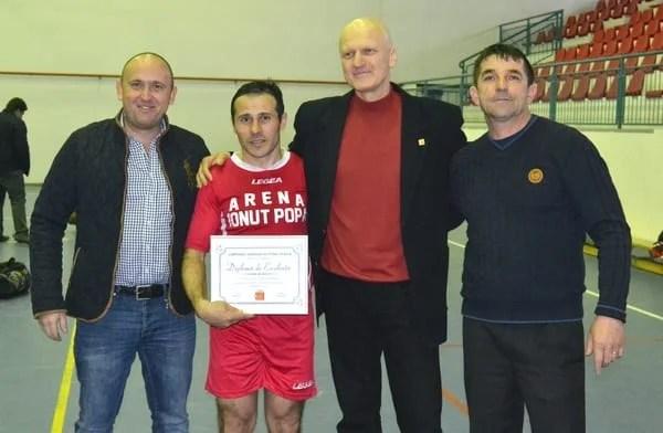 Campionatul județean de futsal începe pe 20 de ianuarie, organizatorii mizează pe prezența a 64 de echipe! Memorialul Nicu Selejan - la Cermei