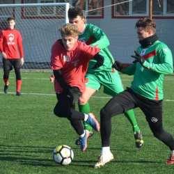 Plus de forță și experiență: Gloria Lunca Teuz Cermei - UTA Under 17  4-0