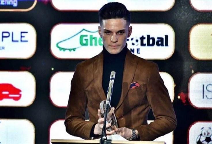 Fotbaliștii și antrenorii au decis: Arădeanul Man - cel mai bun tânăr jucător al anului 2017