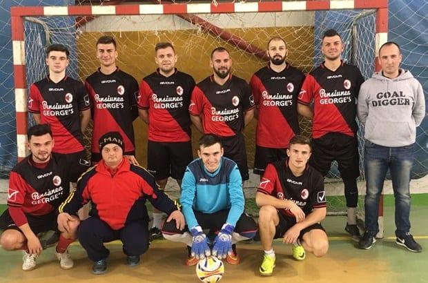 """Campionatul Județean de Futsal: Unirea Sântana nu a avut adversar în propriul """"fief"""""""