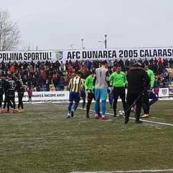 Liga II-a, etapa a 22-a: Rezultat alb în derby-ul de la Călărași, Afumațiul își păstrează locul 4