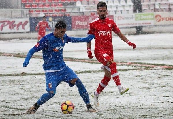 Obiectivul lui Florea rămâne promovarea în Liga 1, dar în tricoul Chindiei