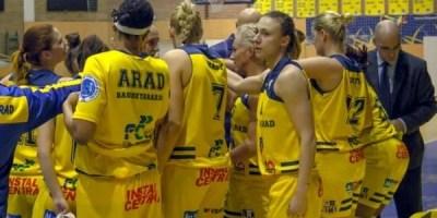 UPDATE: FCC ICIM Arad, lângă Timișoara, Sepsi și Satu Mare în semifinalele Cupei României! Elevele lui Bulj nu au avut probleme cu Alexandria! VIDEO