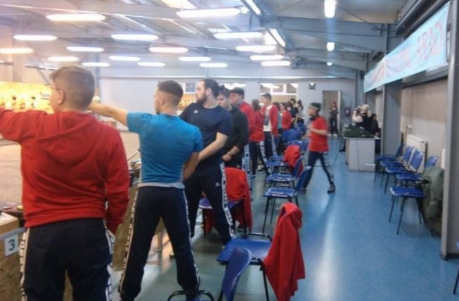 Sezonul la tir sportiv se deschide la poligonul din Arad! Naționalele de aer comprimat - de duminică până vineri