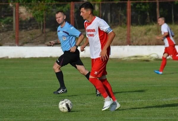 Maxim...de puncte la debutul lui Șule: Victoria Felnac - Victoria Nădlac   1-0