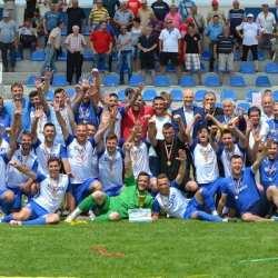 Goleadă și sărbătoare chiar în fața fostului antrenor: Crișul Chișineu-Criș - Voința Mailat 8-1 + FOTO