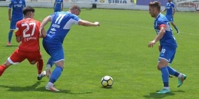 Liga a II-a, etapa a 37-a: Miroslava – a patra echipă retrogradată, finala salvării, Brăila – Pandurii, în ultima etapă
