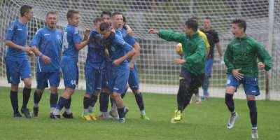 Între cele mai bune 8 echipe din țară la juniori A1: CS Ineu – Barcău Nușfalău 5-2