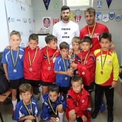 Cupa Atletico le-a surâs echipelor arădene la toate categoriile de vârstă: Clubul organizator, UTA și Viitorul au pus mâna pe trofee!