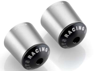 Rizoma Conical Bar Ends W/Sliders