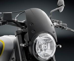 Ducati Scrambler Aluminum Headlight Fairing