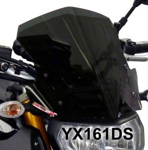 Fabbri Gen-X Touring Screen for Yamaha FZ-09