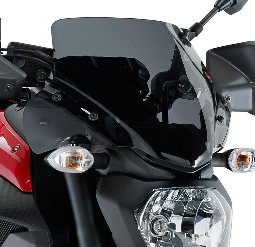 Givi Windscreen for Yamaha FZ07