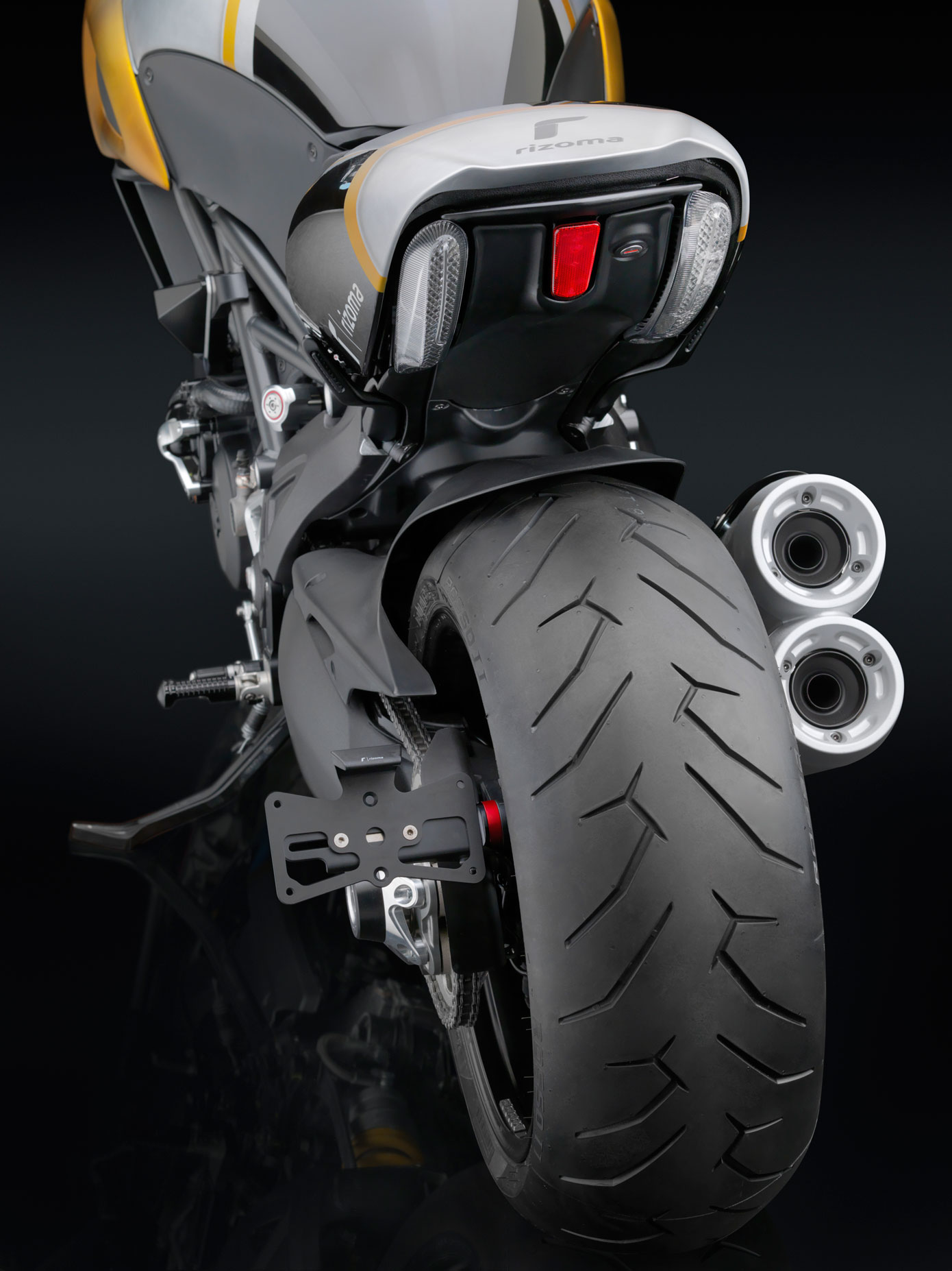 Ducati Diavel Fuse Box Blog About Wiring Diagrams Hypermotard Rizoma Fender Eliminator For Location