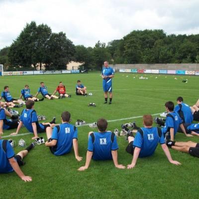 Voetbalclinic Sportboekingen